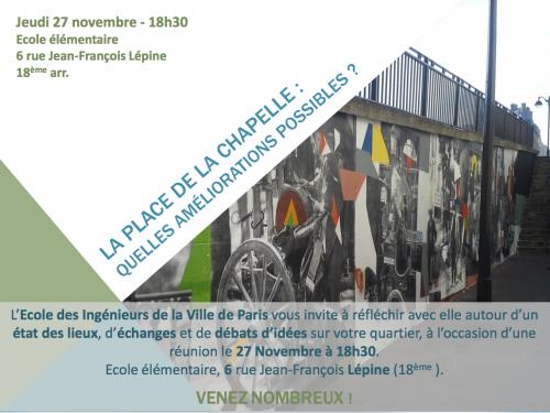 paris,place-de-la-chapelle,eivp,urbanisme,espace-public,promenade-urbaine