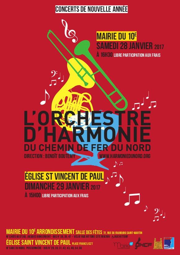 paris,paris 10e,concert,harmonie-du-chemin-de-fer-du-nord