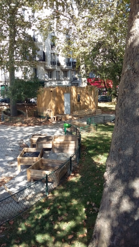 paris,paris 18e,emmaüs-solidarité,espaces verts
