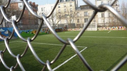 paris, 18e,square-léon,terrrain-de-sport