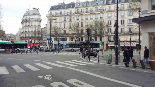 paris,paris 10e,gare du nord,gare de l'est,plan vélo,ratp