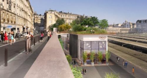 paris,paris 10e,espaces verts,gare de l'est,rue d'alsace,sncf