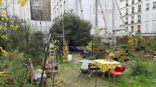 paris,jardin,goutte d'or,urbanisme