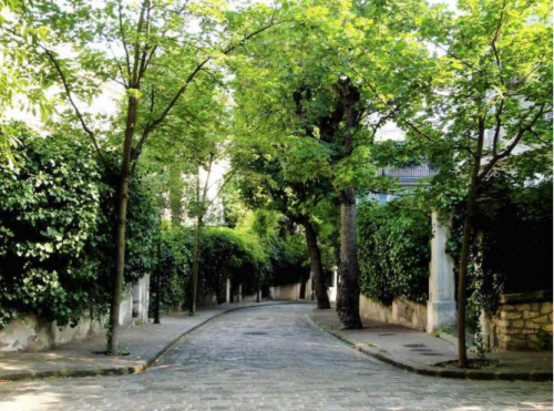paris,nouvelle athène,histoire