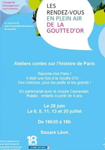 paris,paris 18e,goutte d'or,musée carnavalet,histoire