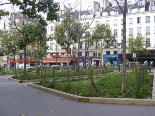 paris,10e,place-madeleine-braun,aménagements,voirie