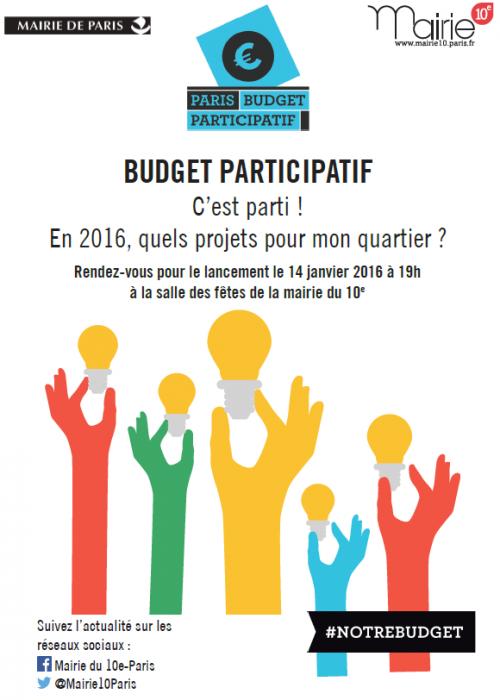 paris,paris 10e,paris 18e,budget-participatif,démocratie locale