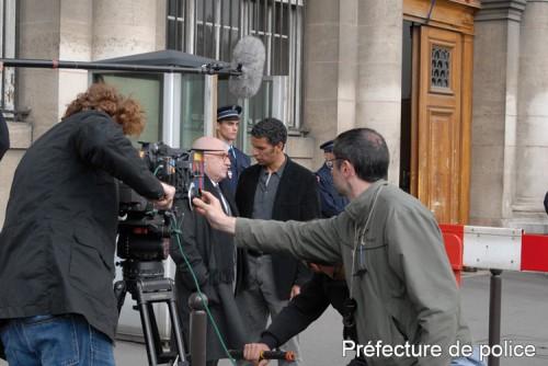 paris,cinéma,tournage,préfecture-police
