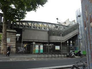 paris,métro,barbès,rochechouart,travaux