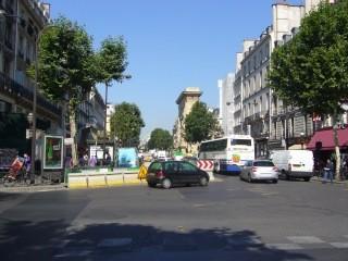 paris,bd-st-martin,piste-cyclable,bicyclette,vélo,travaux,aménagements