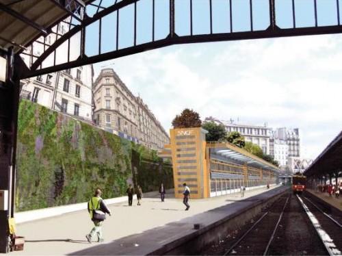 paris,10e,gare-de-l-est,balcon-vert,rémi-féraud,sncf,rff