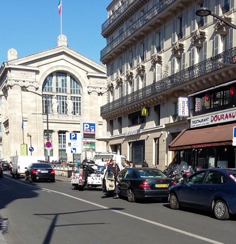 paris,10e,gare-du-nord,plan-de-circulation,embouteillage