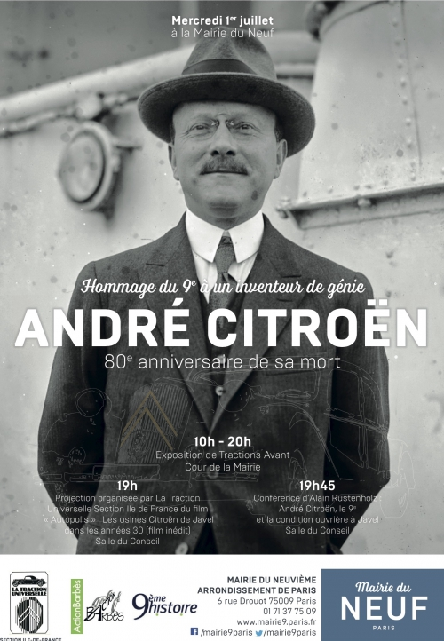 paris,andré-citroën,histoire,traction-avant,alain-rustenholz,autopolis