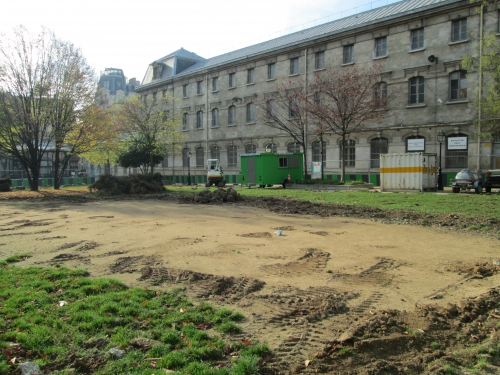 paris,9e,square-anvers,végétalisation,travaux