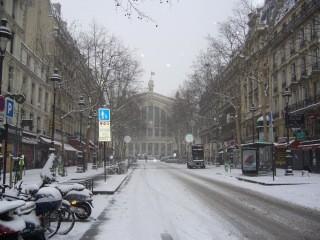 paris,neige,