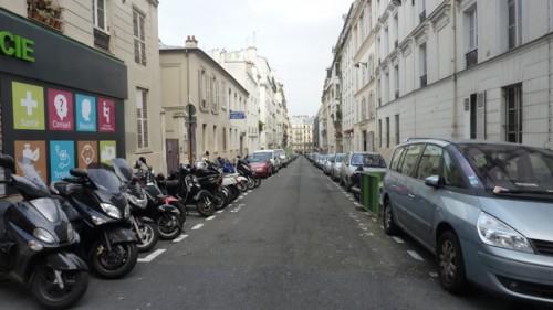 paris,stationnement,deux-roues-motorisés