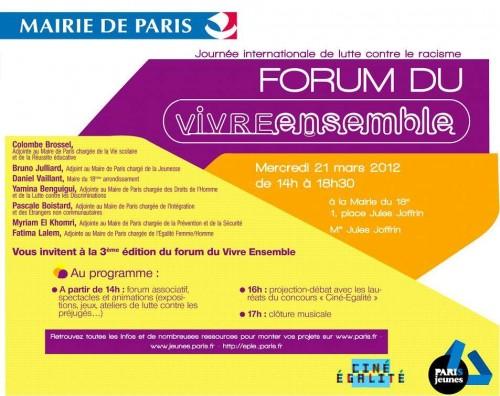 paris,18e,lutte-contre-racisme,vivre-ensemble