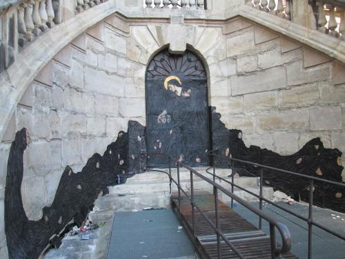 gare de l'est, rue d'alsace, street art