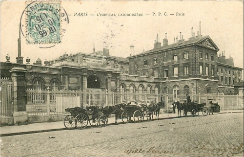 carte-postale-ancienne-paris-10-hopitaux-hopital-lariboisiere-1905-rue-amboise-pare.jpg
