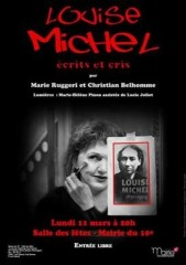 paris,10e,louise-michel,spectacle