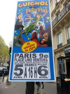 paris,guignol,enfants