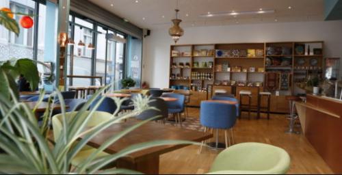 Paris, paris 18e, Sohan Café, espace public, , assemblée des femmes ile de france, féminisme