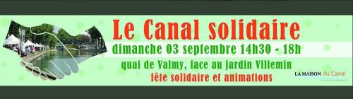 Paris, paris 10e, canal saint martin, la maison du canal