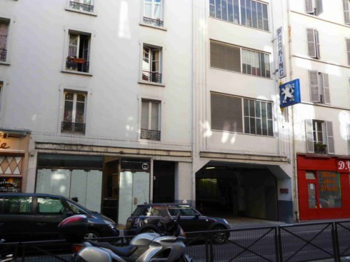 paris,rochechouart,peugeot,garage,parking