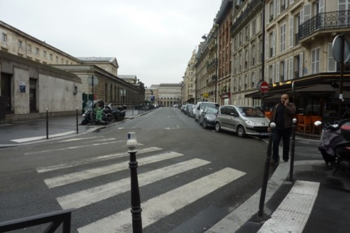 paris,10e,circulation,voirie,passage-paré-patin,boulevard-magenta,piste-cyclable,piétons
