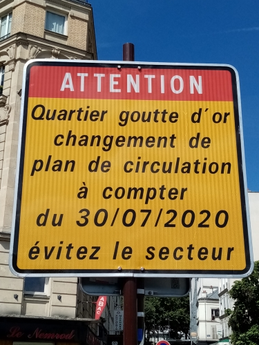 plan-de-circulation,18e,goutte-d-or,piétons