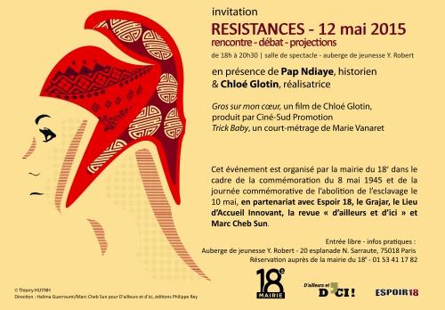 paris, 18e, abolition esclavage, commémoration, histoire