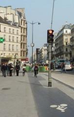 paris, 9e, vélo, cycliste, La Fayette