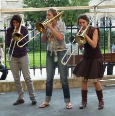 paris,repas-de-quartier,conseil-de-quartier,diner,musique,orchestre,convivialité