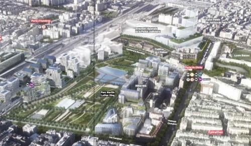 paris,urbanisme,projets,emploi,activités
