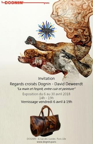 Paris, paris 18e, métiers d'art, Dognin