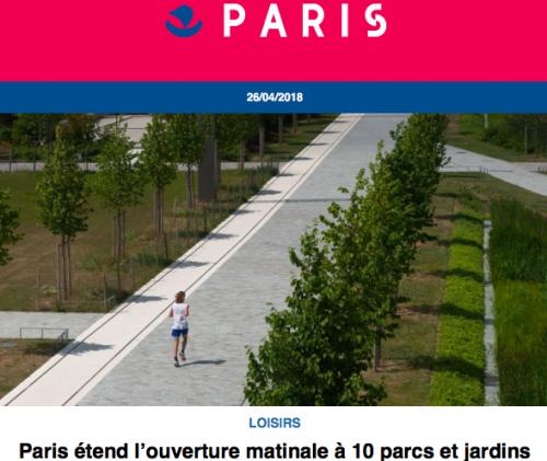 paris,paris 18e,espaces verts,square bouziri,square bashung,square louise de marillac