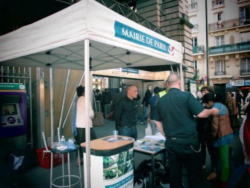 prévention, propreté, barbès, mairie de paris