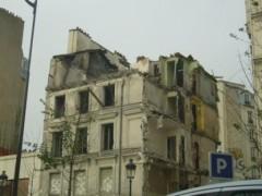 paris, 18e,charbonnière,démolition,construction,immeuble, logement-social