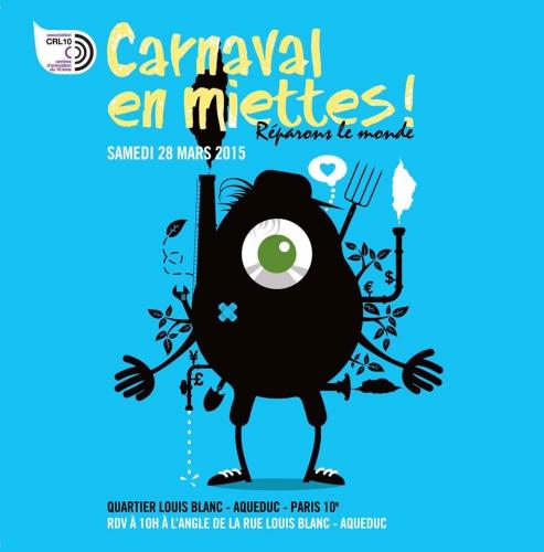 carnaval, louis blanc, convivialité