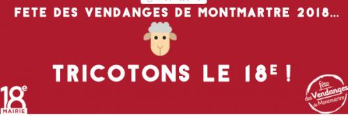 Paris, paris 18e, fête des vendanges, Montmartre