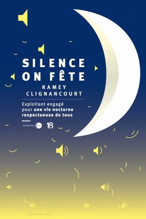 paris,paris 18e,vie-nocturne,charte,silence-on-fête,médiation,nuisances-sonores