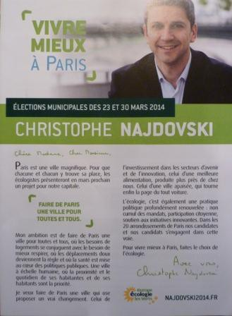 paris,municipales 2014
