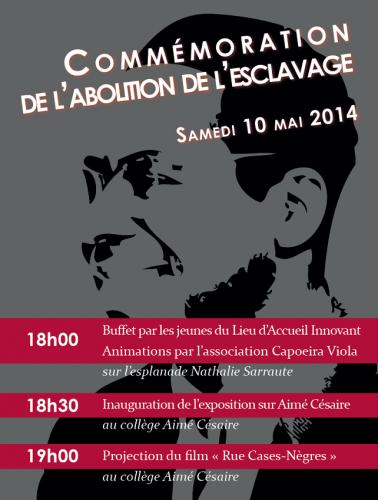 Affiche abolition esclavage 10 mai 2014.png
