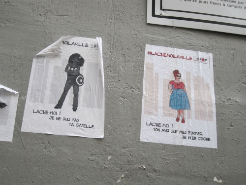 paris,paris 18e,harcèlement de rue,prévention,sécurité,égalité hommes-femmes