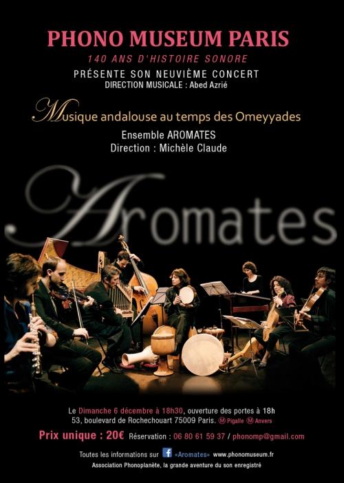 paris,paris-9e,phono-museum,concert,musique,musique-arabo-andalouse