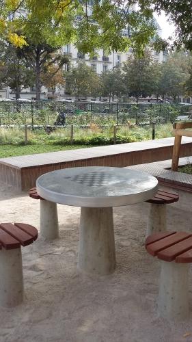 paris,paris 9e,inauguration,square,allain bougrain-dubourg d'anvers