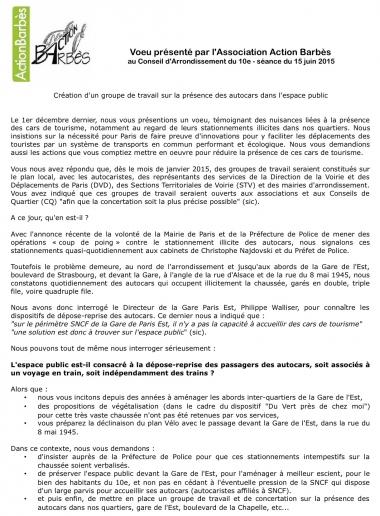 paris-10e,paris-9e,paris-18e,paris,autocars,cars-de-tourisme,autocars-tourisme,conseil-d-arrondissement,voeu