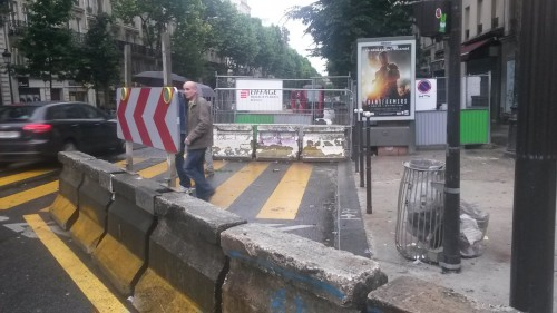paris,Chateau-rouge,RATP,travaux,Bd-Barbès