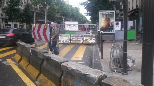 paris,Chateau-rouge,RATP,travaux,Bd-Barbès