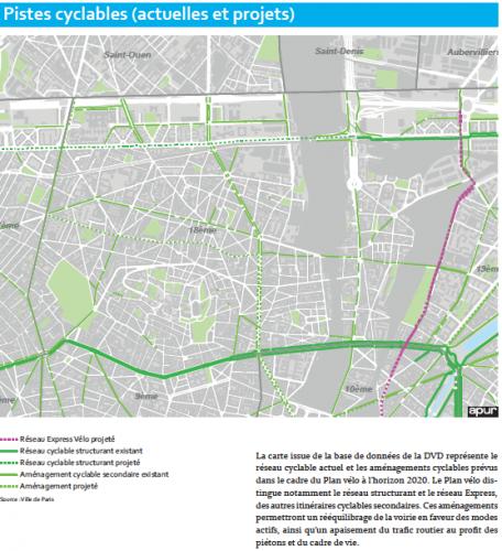 paris,vélo,transports,piste cyclable